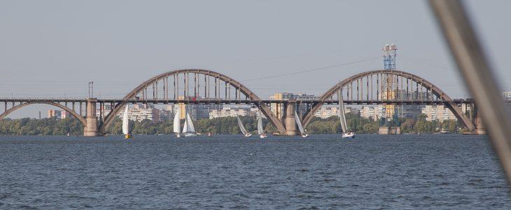 Катера и яхты Днепра готовы к сезону 2017