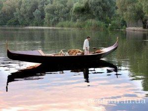 Прокат венецианской лодки